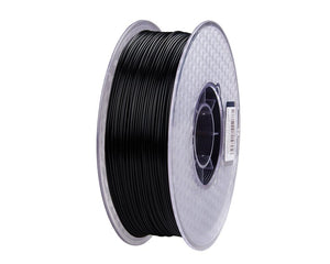 Creality3D PLA 3D Printer Filament, 1.75mm, 1kg Spool, Black