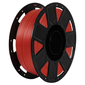 Creality OFFICIAL PLA 3D Printer Filament, 1.75mm, 1kg Spool, Red