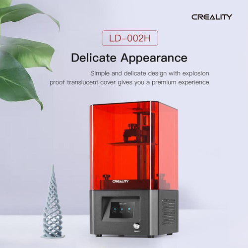 Creality3D LD-002H UV Resin 3D Printer