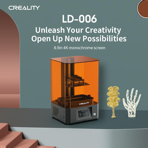 Creality3D LD-006 UV Resin 3D Printer