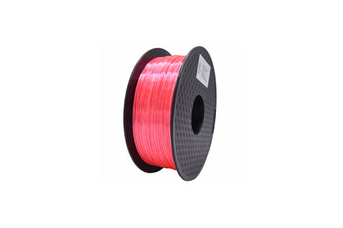 Creality3D PLA 3D Printer Filament, 1.75mm, 1kg Spool, Silk Pink