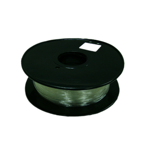 Flexible TPU 3D Printer Filament, 1.75mm, 0.8kg Spool, Transparent