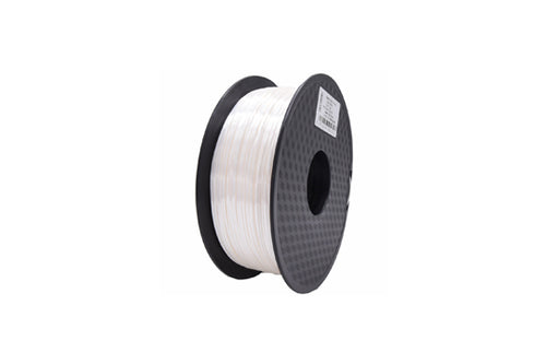 Creality3D PLA 3D Printer Filament, 1.75mm, 1kg Spool, Silk White