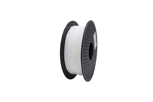 Flexible TPU 3D Printer Filament, 1.75mm, 0.8kg Spool, White