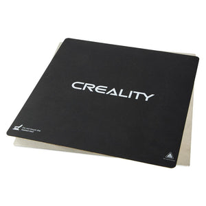 Creality3D 310*320mm Aluminum Alloy Heated Bed Platform Plate and Sticker For CR-10/CR-10S/CR-10S PRO/CR-X/CR-10 V2/CR-10S PRO V2 3D Printer