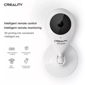 Creality 3D Viewer 360° HD Camera for 3D Printer