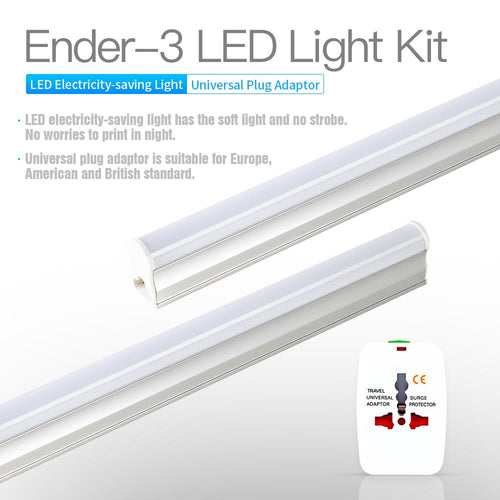 Creality3D LED Lighting Kit for Ender 3/Ender-3 pro/Ender-3 V2 3D Printer