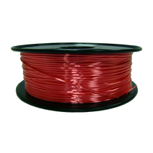 PLA 3D Printer Filament, 1.75mm, 1kg Spool, Silk Red