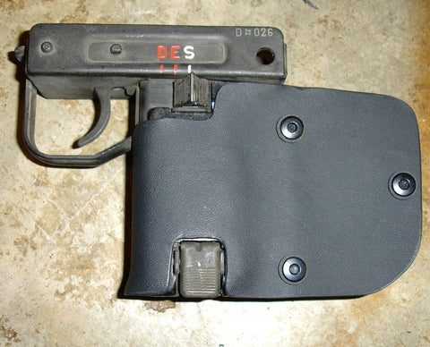 Solar Tactical Uzi Kydex Grip Wrap