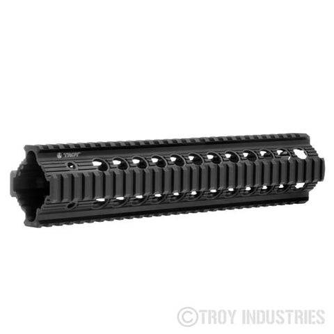 "Troy Bravo Rail 11"" (Black)"