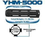 YHM Smooth Carbine Forearm