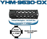 YHM Carbine Length Diamond Forearm