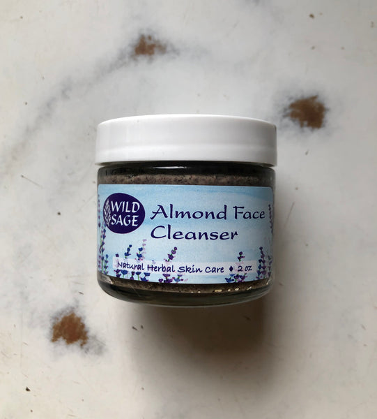 Almond Face Cleanser