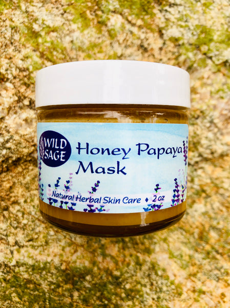 Honey Papaya Mask