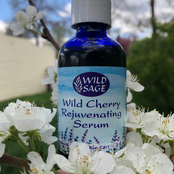 Wild Cherry Rejuvenating Serum