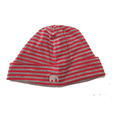 Baby Cap - Heather Stripe