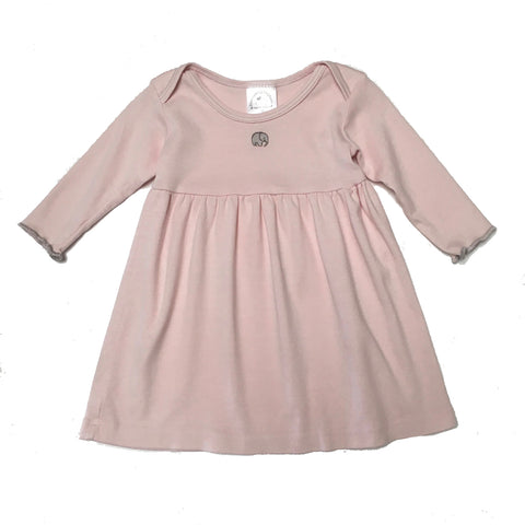 Lap Shoulder Baby Dress
