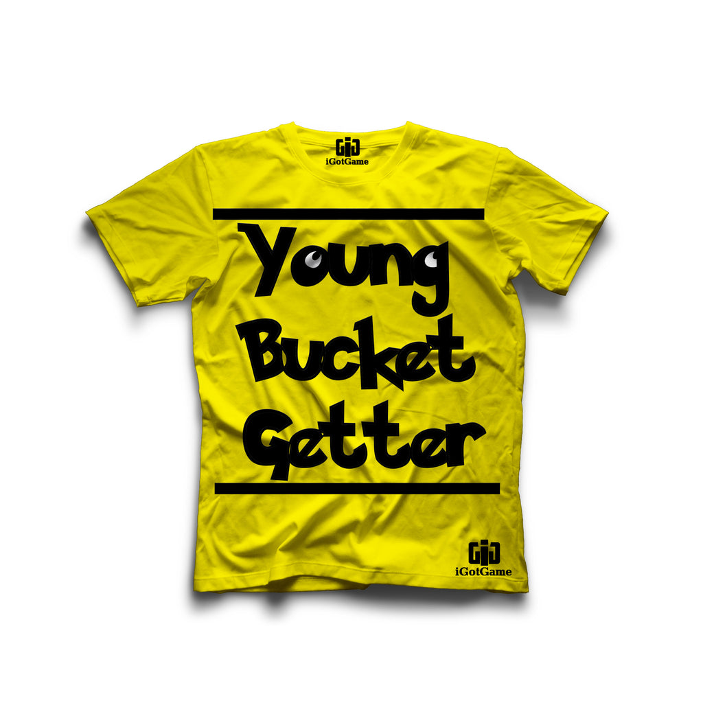Young Bucket Getter (Yellow)