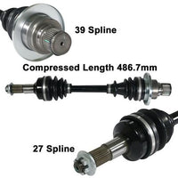 CV Axle for Yamaha