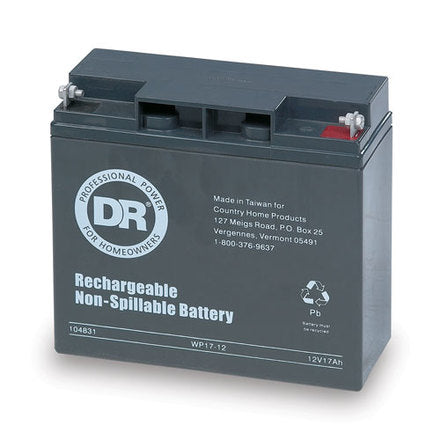 DR Battery 17AH 12v
