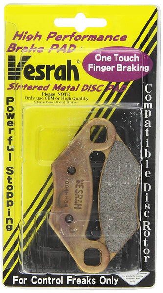 Brake pads for Polaris (one wheel)