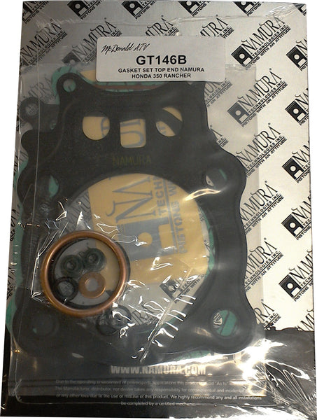 Top gaskets for Honda