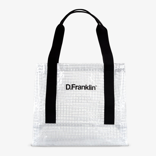 Tote Crystal Trans