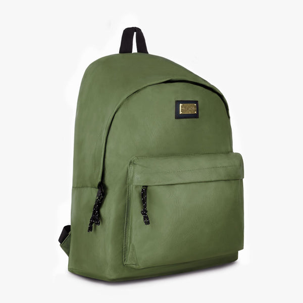 Basic Backpack Green