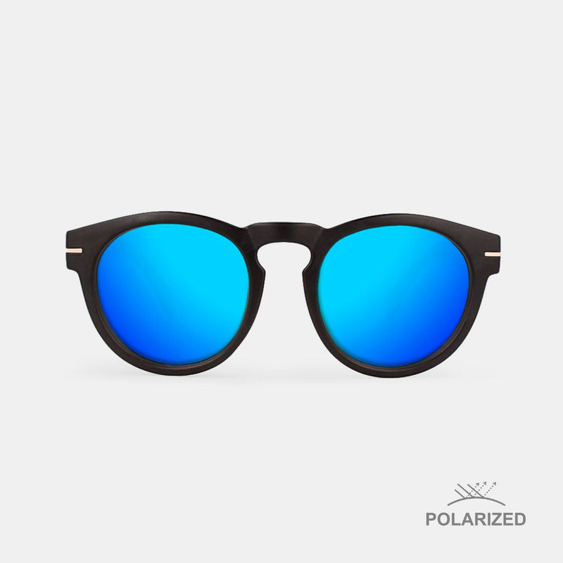 Rem Black / Blue Polarized