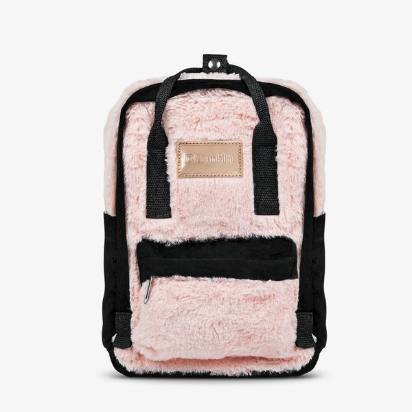 Abby Backpack Fur Pink
