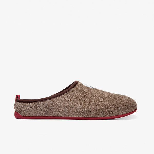 Mercredy Slipper Brown / Bordeaux
