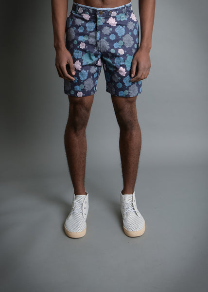 MAYAN COAST REVERSIBLE SHORT