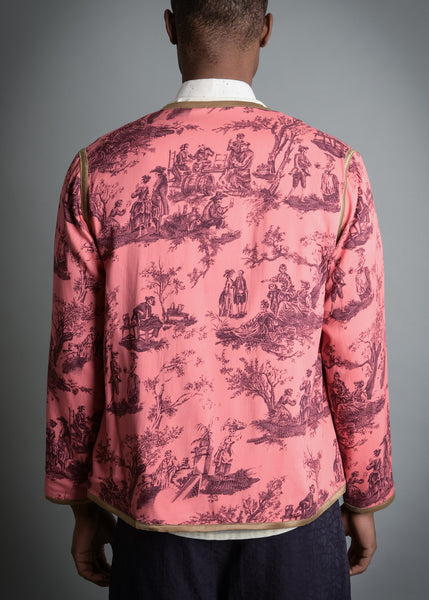 LOS MUERTOS VINTAGE THROW JACKET
