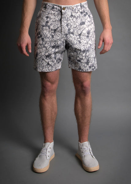TRACE FIOR REVERSIBLE SHORT