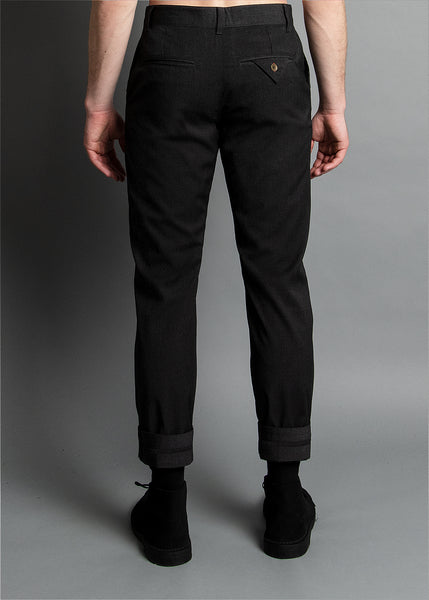 RUN & GUN FIT: DRESS PANT GREY
