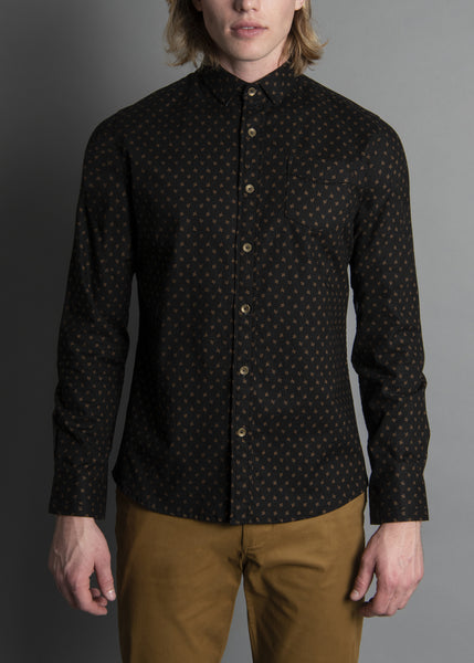 BLACK GOLDEN TOUCH SHIRT
