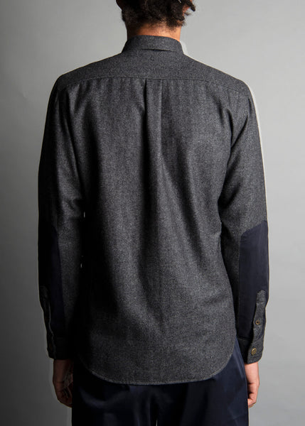 PEOPLE'S JACKET CHARCOAL