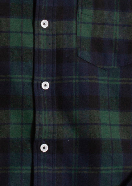BRUSHED PLAID 2 SHIRT