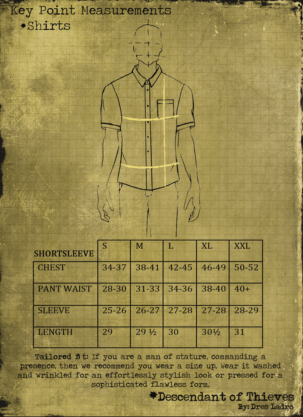 fit guide ss_shirt