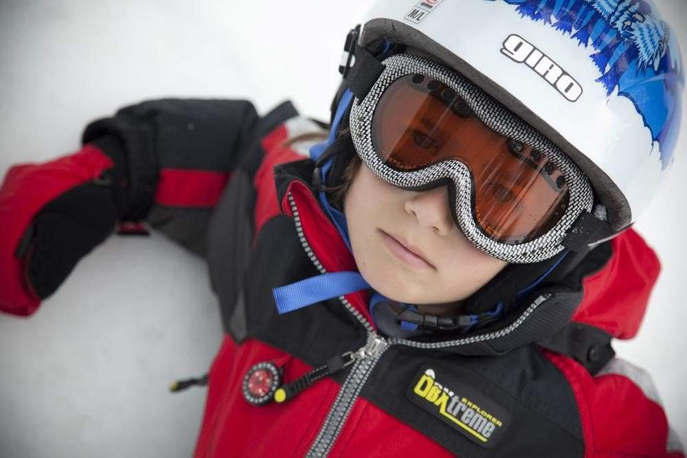 Let it snow! How to choose Ski Goggles for kids