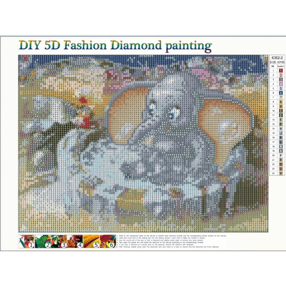 Diamond Drawing Full Drill Mosaic Cross Canvas High Quality Oxidation Resistant