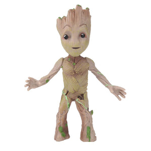 PVC Action Figure Standing Posture Tree Man Model Toy