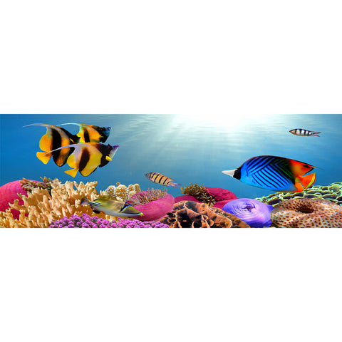 Diamond Painting - Full Round - Undersea World (80*30cm)