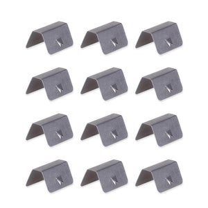 12pcs In Channel Wind Rain Deflectors Fitting Clips Replacement for Heko G3