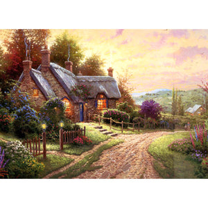 Diamond Painting - Full Square - House