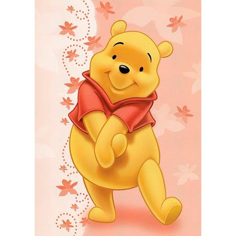 Diamond Painting - Full Round - Winnie the Pooh