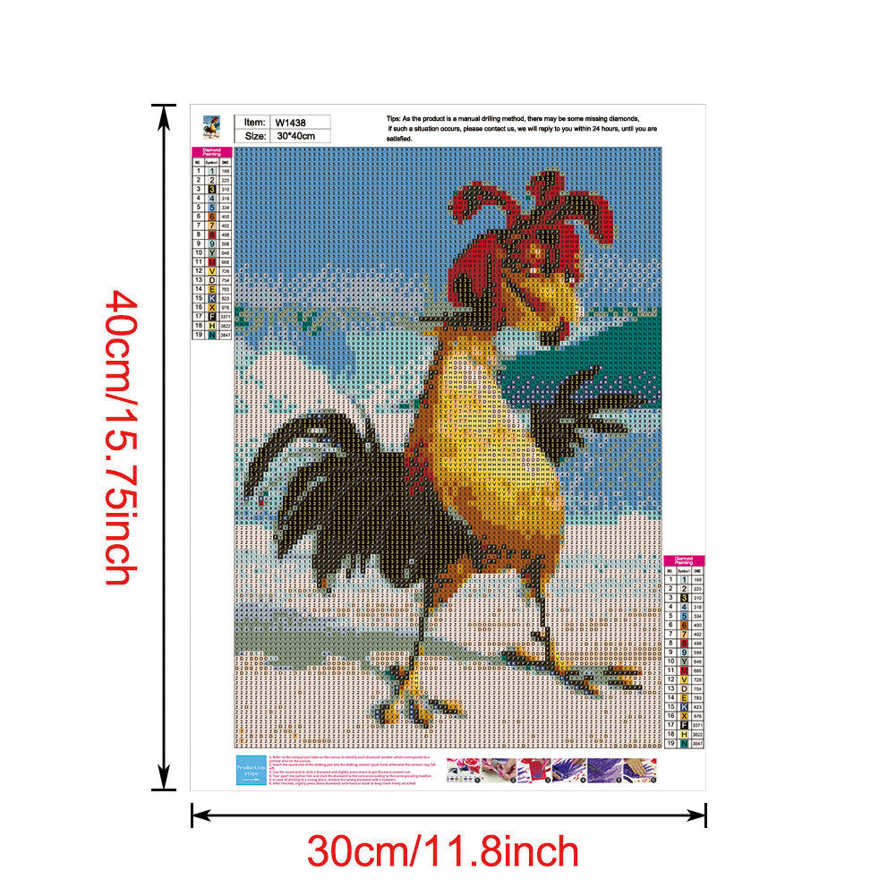 Funny Cock Pics diamond painting - full round - funny cock – everydayedeals