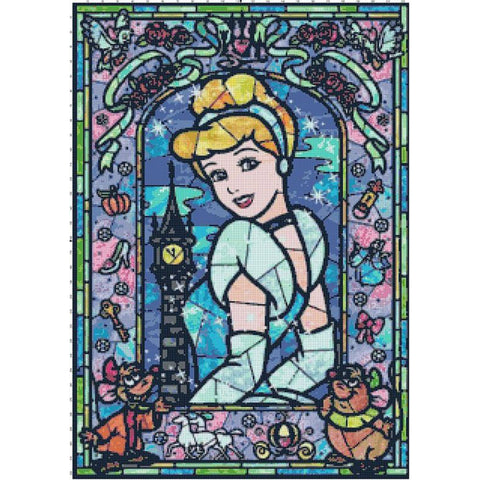 Diamond Painting - Full Round - Princess