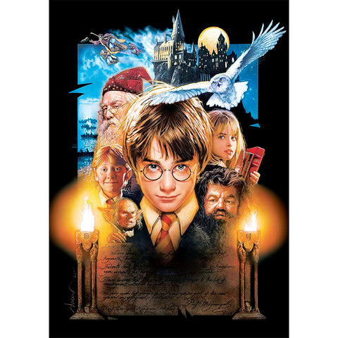 Diamond Painting - Full Round - Harry Potter