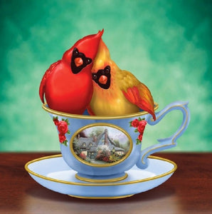 Diamond Painting - Full Round - Cup Parrot